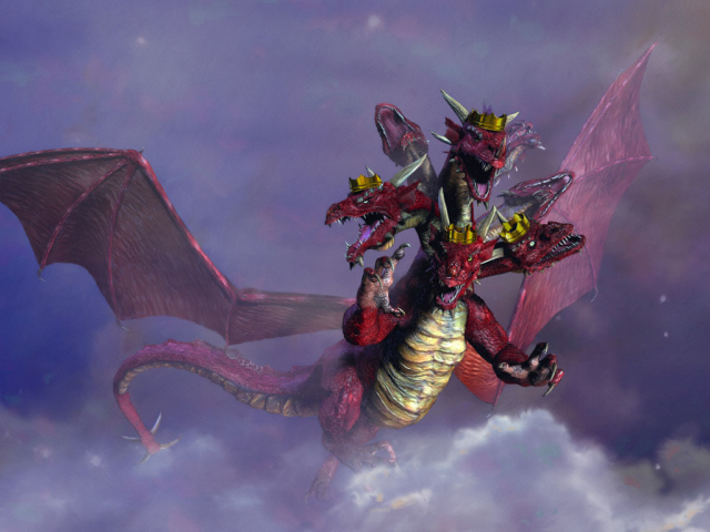 The Dragon (Revelation 12)