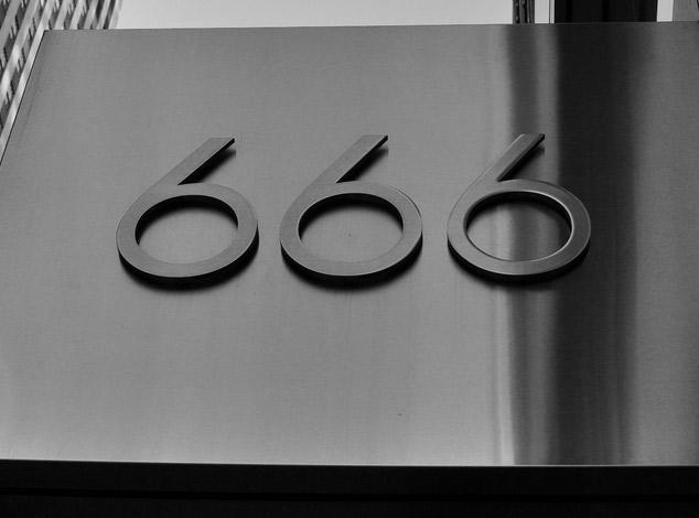 666 (Revelation 13:11-18)