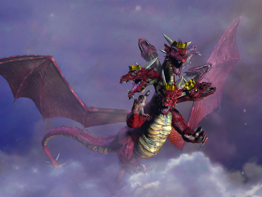 The Dragon Revelation 12 Revelation Made Clear